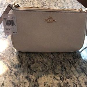 NWT Small Coach purse